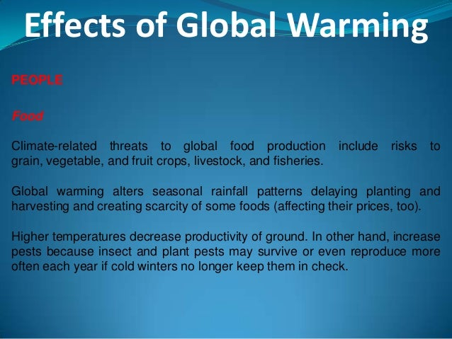 disadvantages of global warming It is assumed that when the ice melts as a result of global warming, this route can be used more frequently disadvantages of climate change melting of ice the rise.