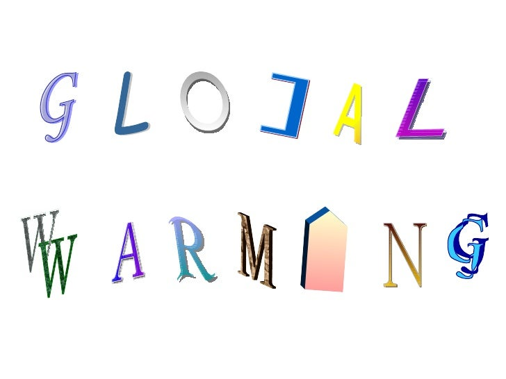 Global Warming By Mukesh,Prashant&Shasikant