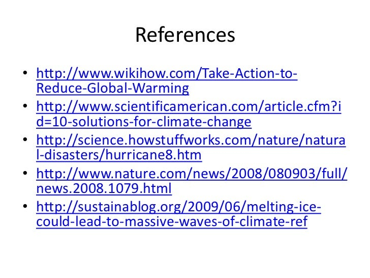 class journal on global warming essay Free global issue papers, essays, and research papers.