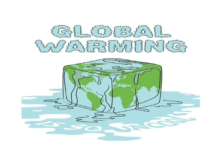 Global Warming Is Uncool