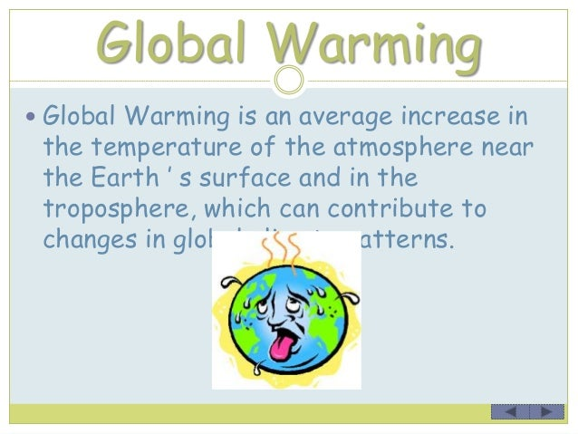 global warming natural man made essay