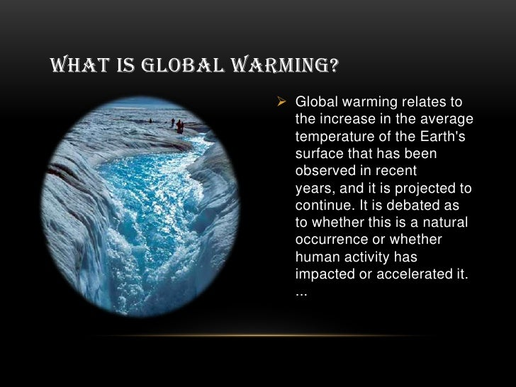 is global warming leading the world to a massive disaster Climate-related natural disasters have steadily increased so-called warming hole leading to cooler winters in despite the long-term global warming.