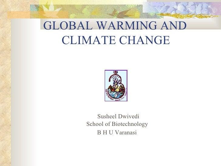 Global Warming Presentation(www.bioguruindia.com)