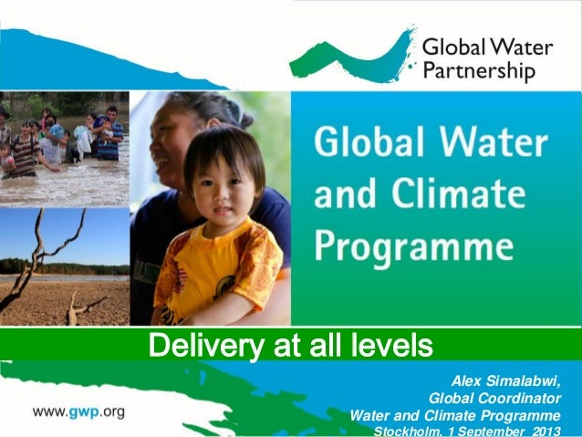 Global water and climate programme_alex simalabwi_1 sep
