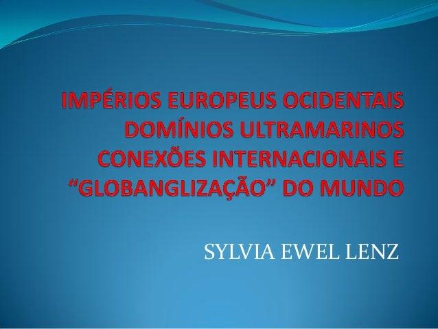 SYLVIA EWEL LENZ