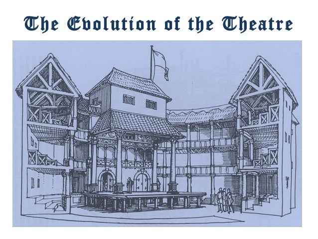 The Evolution of the Theatre