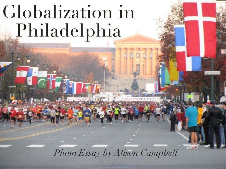 Globalization in Philadelphia