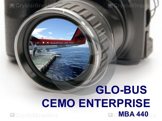 GLO BUS Cemo Enterprise USP_MBA 440