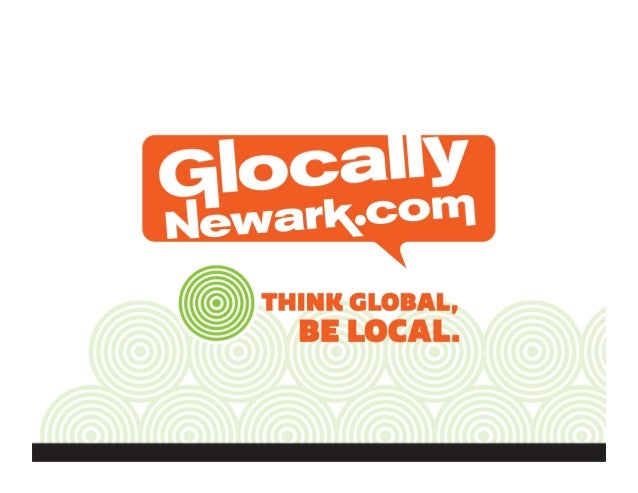 "Glocally Newark is the premiere blog to find out about ""Life"" in Newark in areas of Arts, Culture, Entertainment and Food...."