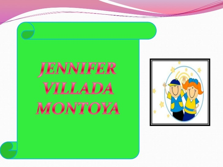 JENNIFER<br />VILLADA <br />MONTOYA<br />