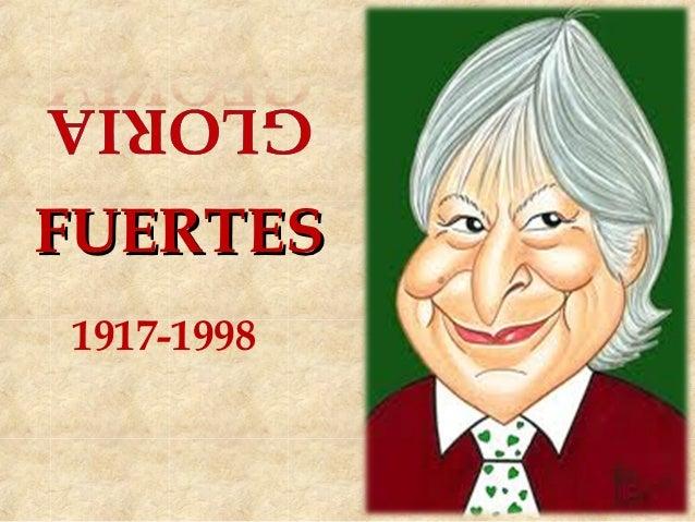 FUERTES1917-1998