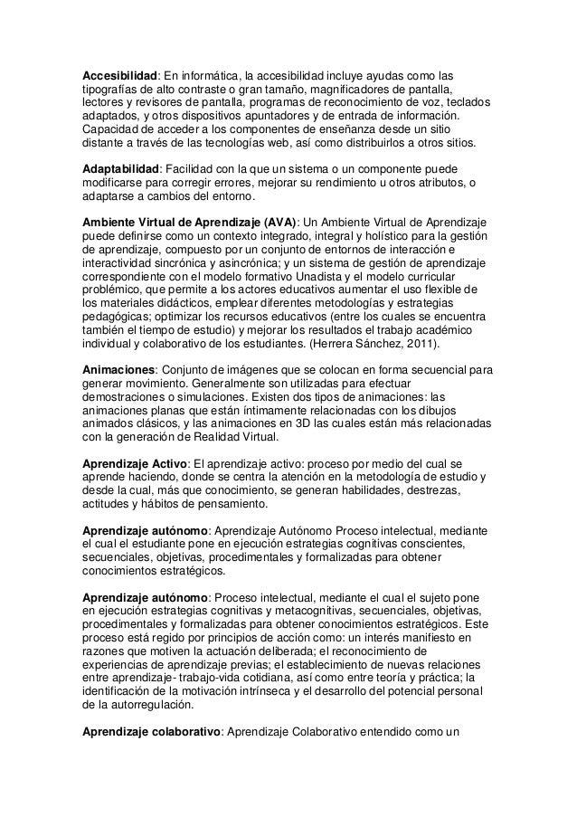 Accesibilidad: En informática, la accesibilidad incluye ayudas como lastipografías de alto contraste o gran tamaño, magnif...