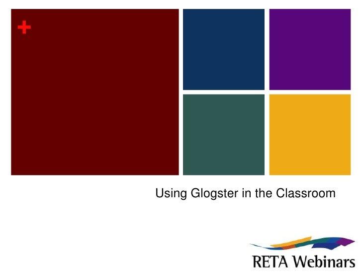Glogsteredu Webinar