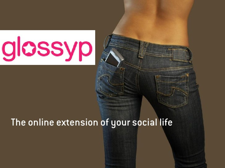 A new way of communication  The online extension of your social life