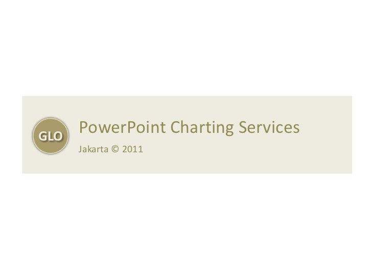 PowerPoint Charting Services<br />Jakarta © 2011<br />