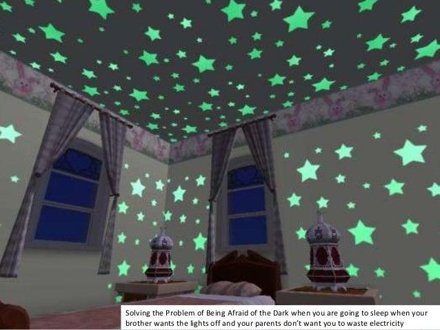 Glow dark sleep project