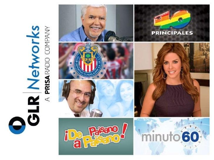 Glr Networks 2013