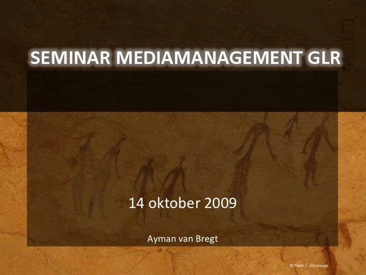 14 oktober 2009 Ayman van Bregt © Flickr /  chrisrouge
