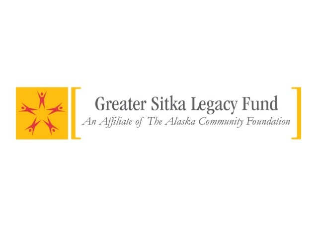 Greater Sitka Legacy Fund - Connie Sipe