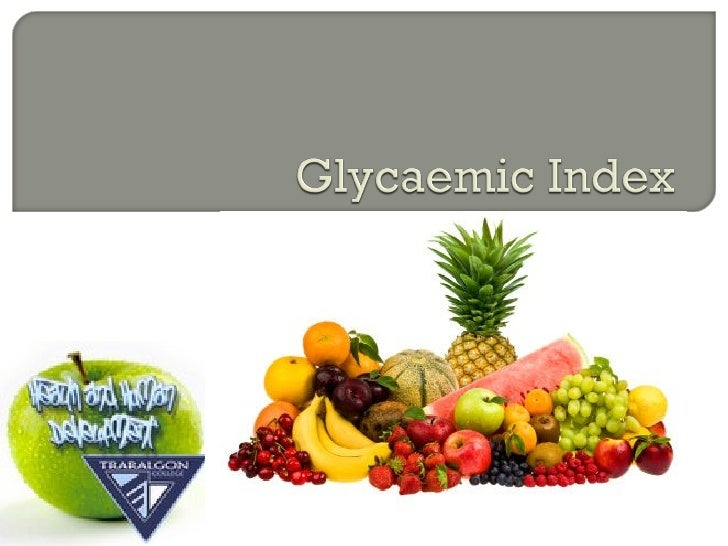    Very simply, the Glycemic Index is a scientific ranking    of how the foods we eat affect our blood sugar levels in   ...