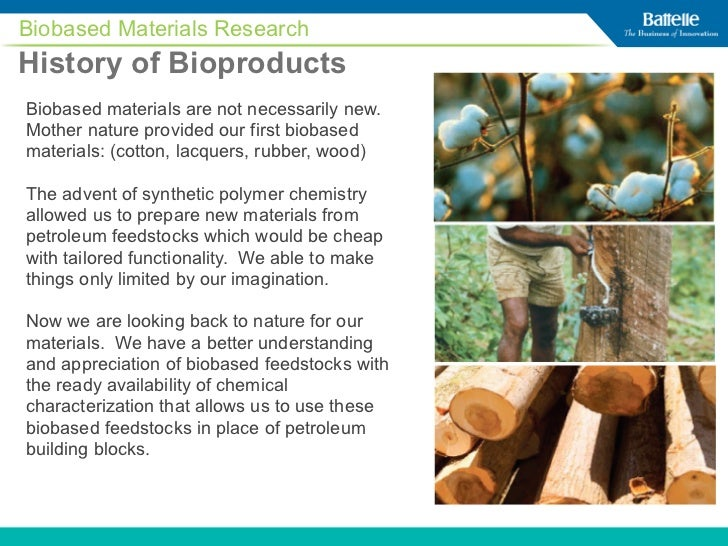 Glycerin byproducts