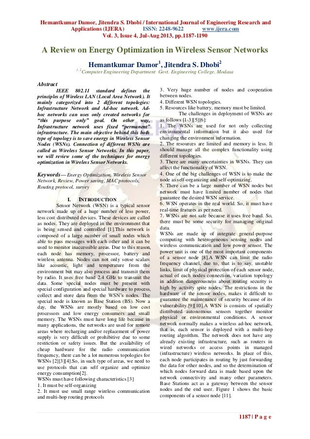 Hemantkumar Damor, Jitendra S. Dhobi / International Journal of Engineering Research and Applications (IJERA) ISSN: 2248-9...