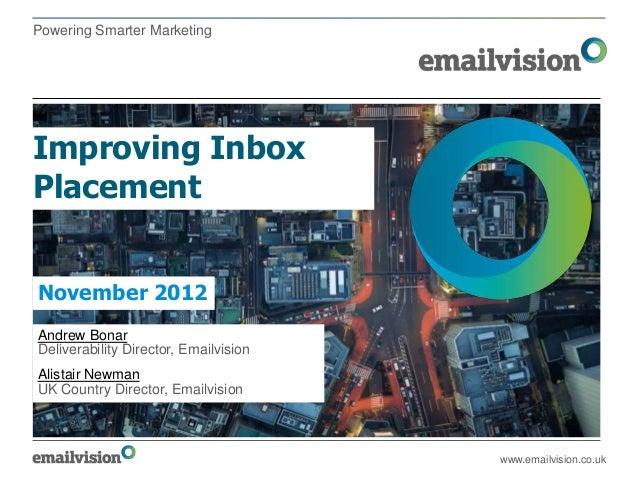 Gmail Deliverability: Achieve 90% Inbox Placement