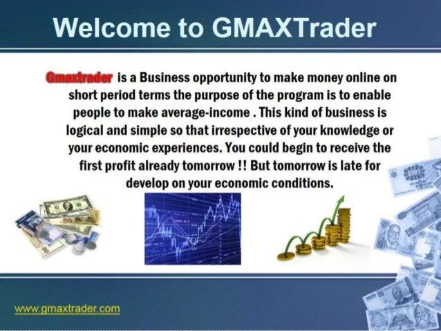 GMaxTrader adalah sebuah perusahaan dengan budaya investasi yang bertanggung jawab dan tim ahli teratas dalam memaksimalka...