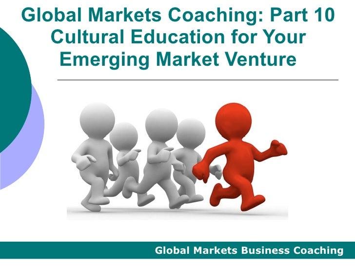 Global Markets Coaching Program Part 10