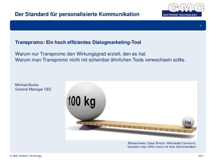 Der Standard für personalisierte Kommunikation                                                                            ...