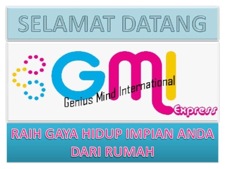 Gmi express presentation new