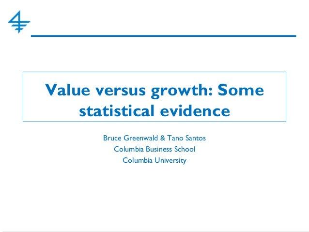 Gmo the value vs growth dilemma