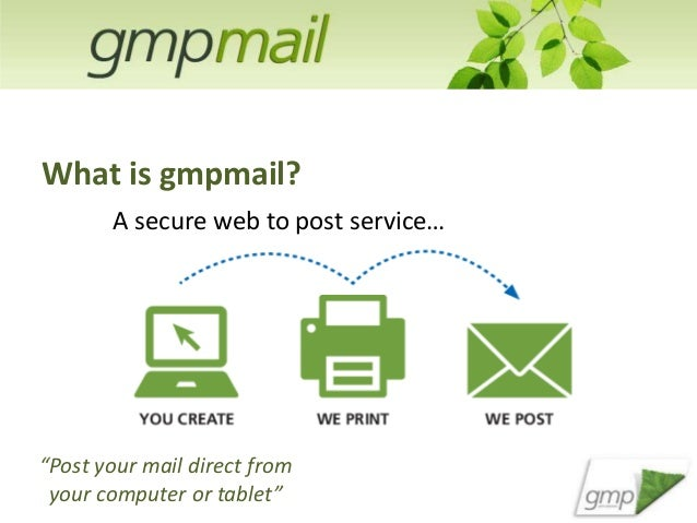 A new, easy to access, print and mail service in Scotland