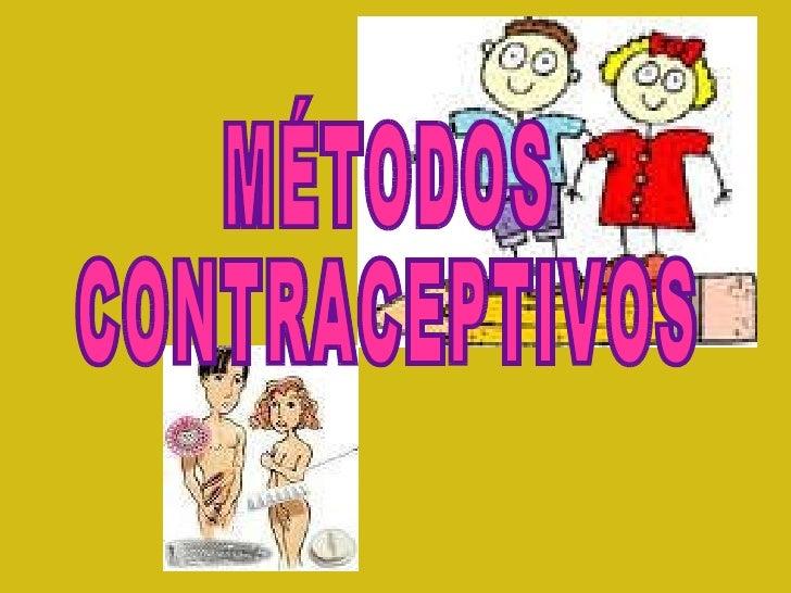 Métodos Contraceptivos e DST´s