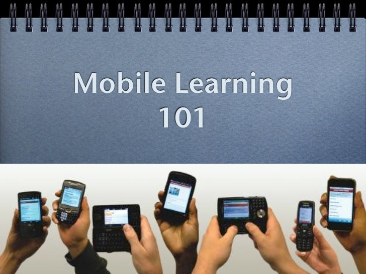 GMU/DAU Mobile Learning Workshop