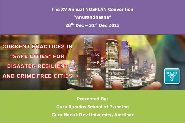 Current Practices by GNDU, Amritsar
