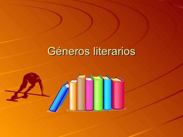 Resultado de imagen para géneros literarios
