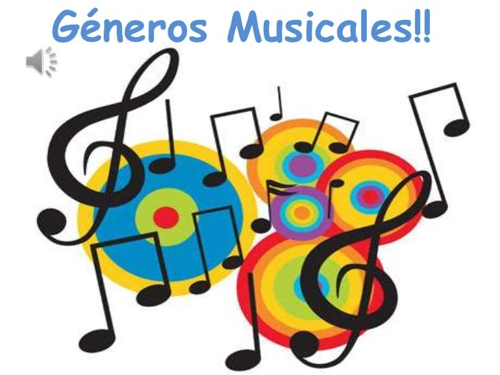 Géneros Musicales!!
