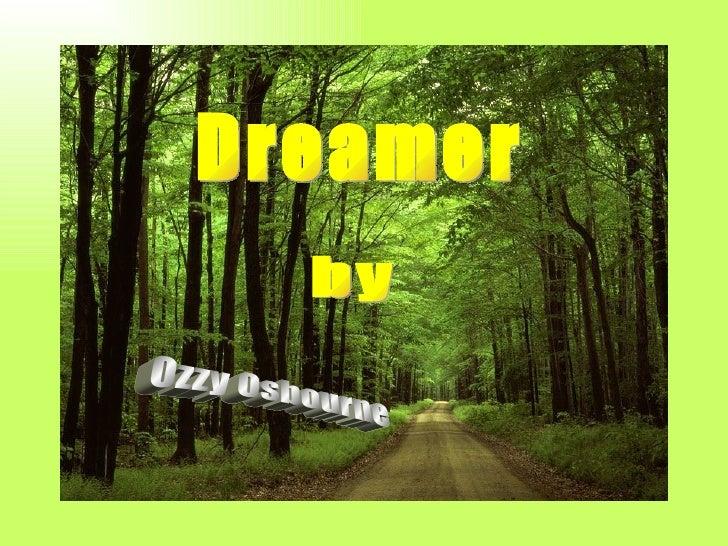 by Dreamer Ozzy Osbourne