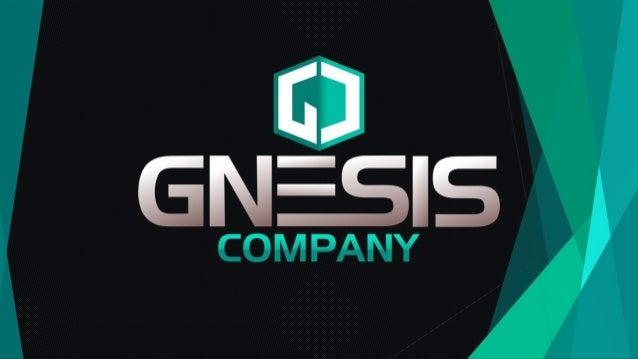 Apresentação Gnesis Comany