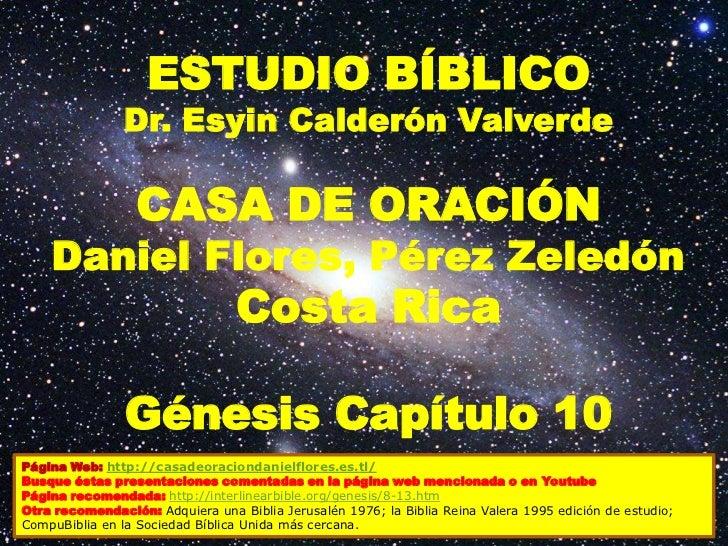 Génesis 10