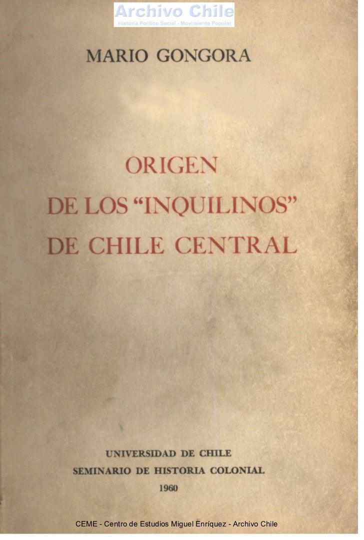 MARIO GONGQRAD1     CEME - Centro de Estudios Miguel Enríquez - Archivo Chile