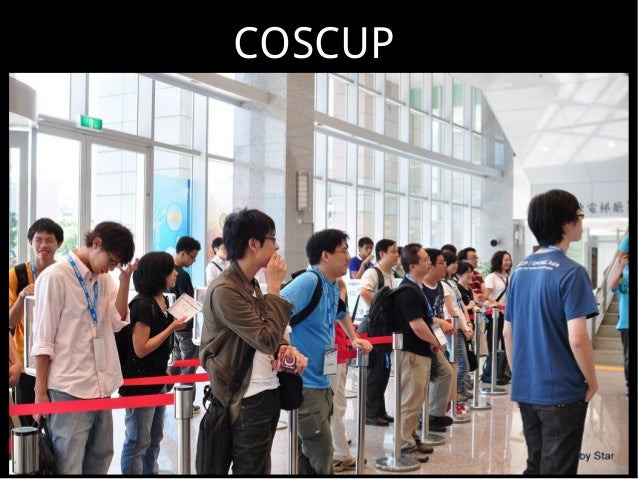 COSCUP