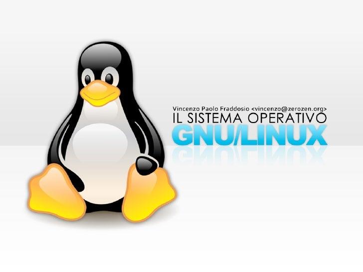 GNU Linux introduction