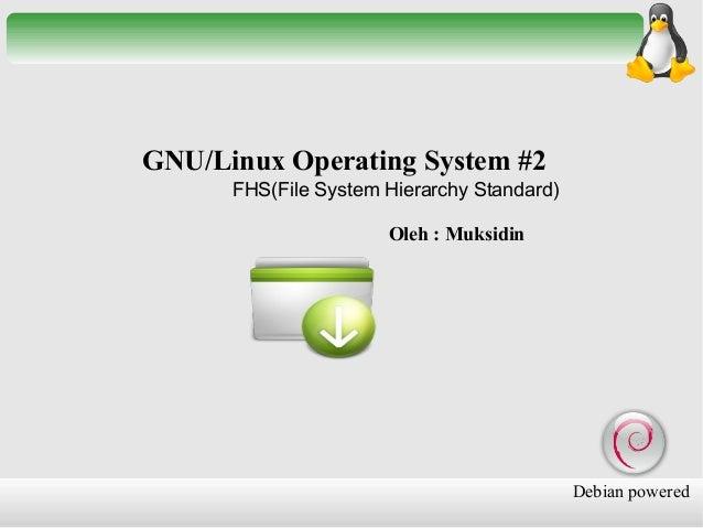 Gnu linux#2 fhs