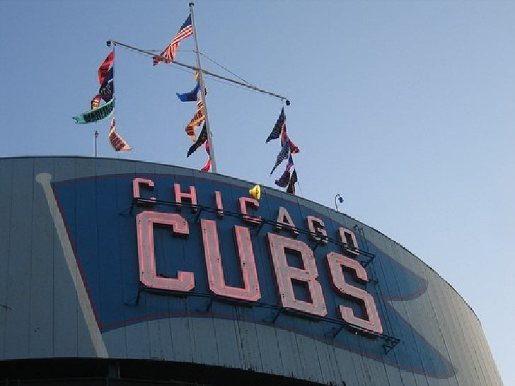 Go Cubs Go slide show