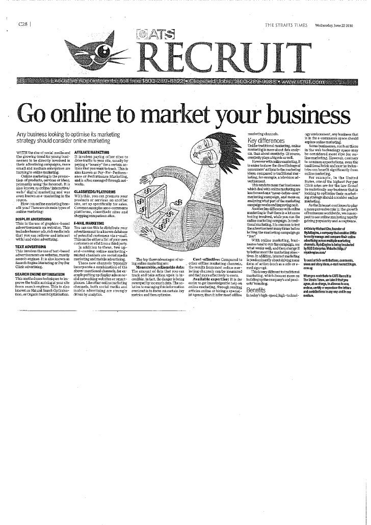 Go online-for-your-business