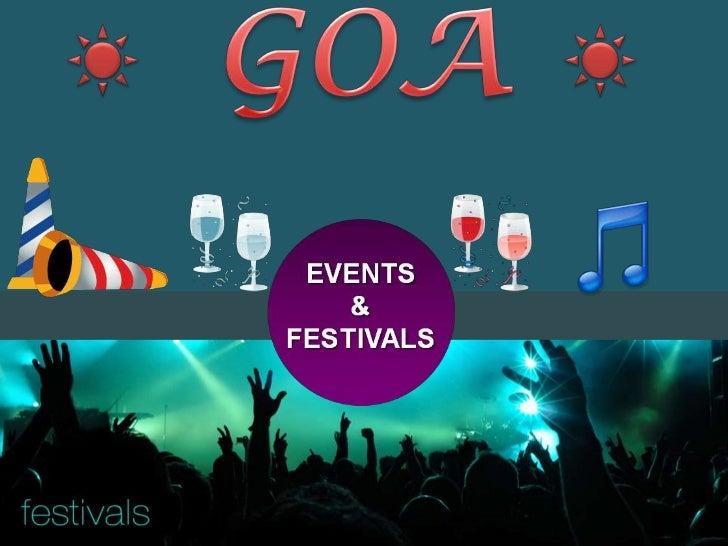 Goa Event & Festival Calling Travelers To Musical Fête
