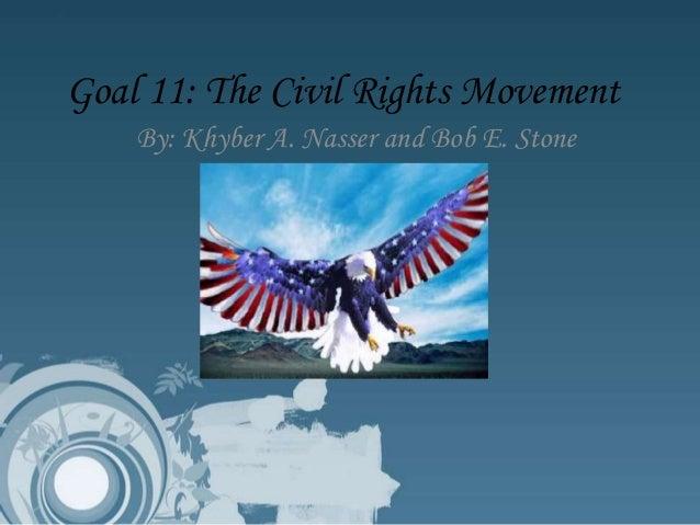U.S. History- Civil Rights movement