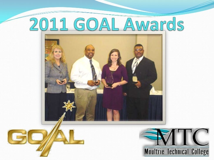 2011 GOAL Awards<br />